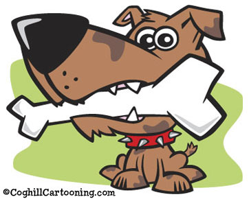 cartoon-dog-with-bone